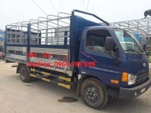 Xe tải hyundai hd700 7 tấn đồng vàng