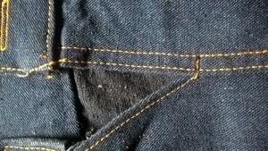 Quần áo bò dùng trong công nghiệp hàn