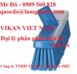 Thiết bị vệ sinh hãng VIKAN-Nhà phân phối Vikan tại Việt Nam