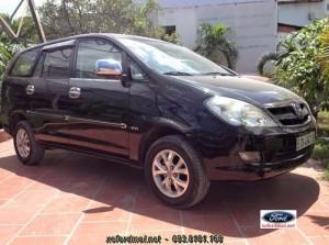 Toyota Innova G 2008 Màu đen bán gấp