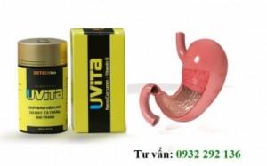 Uvita bổ sung vitamin u từ cải bắp giúp điều trị viêm loét dạ dày, tá tràng
