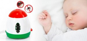 Đèn đuổi muỗi và xông tinh dầu - Bảo vệ sức khỏe cho gia đình bạn - MSN383049