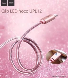 Cáp Hoco Led For IPhone 5.6 UPL12 Có Đèn Báo Sạc Pin