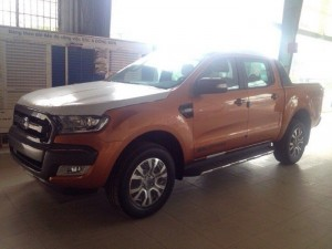 Ford Ranger Wildtrack 3.2L 2k16 có xe giao...