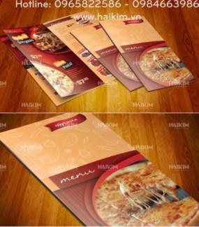 Quy trình thiết kế catalogue, brochure tại Hải Kim