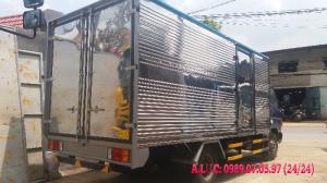 Đại lý chuyên đóng thùng xe tải khu vực miền Nam