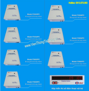 Chuyên phân phối Tổng đài điện thoại Adsun Chính hãng của Việt Nam tại TPHCM & miền nam