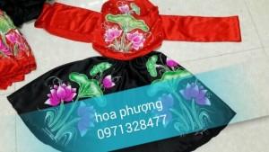 Bán và cho thuê trang phục biểu diễn hoa phượng