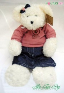 Gấu Bông Dễ Thương - GB014