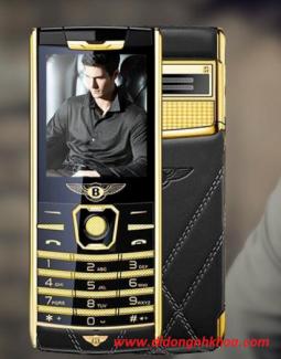 Điện thoại Bentley B6 2016 lịch lãm sang trọng