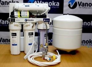 Thanh lý nhanh Máy lọc nước Vanoka VNRO-05 – Máy lọc nước RO 5 lõi lọc