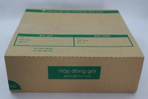 Hộp giấy Carton COD cho giao hàng Giá rẻ