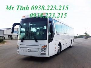 Giá xe khách hyundai universe 47 chỗ mới nhất, giá xe khách 47 chỗ hyundai universe nhập cục