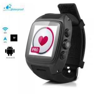 Đồng hồ thông minh gắn sim Z1 smartwatch wifi chống nước bh 12 tháng