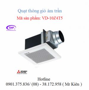 Quạt hút âm trần nối ống gió Mitsubishi VD-10Z4T5