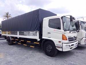 Hino 9.4 tấn FG8JPSU giá rẻ có hỗ trợ vay và trả góp, Lãi suất thấp.