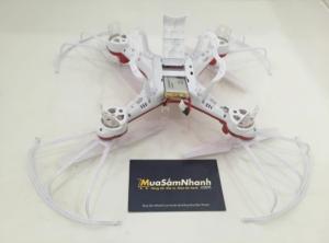 Pin flycam 650mAh dung lượng cao bay thoải mái.