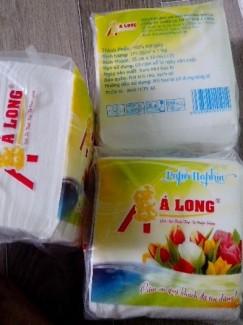 Khăn lạnh, baby, tuổi teen, khăn napkin- Cty TNHH SX TM DV XNK Á LONG