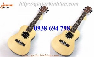 ukulele 4 dây gỗ tôt âm chuẩn