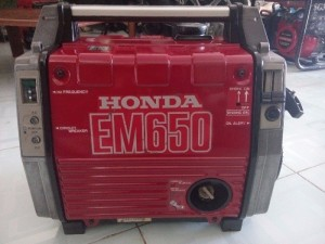 Máy phát điện xách tay HONDA EM650