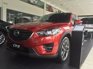 Mazda CX5 2017 Ưu đãi lên đến 95 triệu
