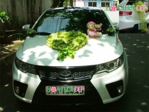 Xe Hoa Đẹp - XH027