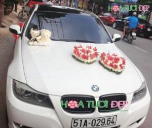 Mẫu Xe Hoa Đẹp - XH028