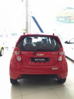 Spark là dòng 5 chỗ đáng để khách lưu tâm khi được trang bị chú trọng cảm giác lái và an toàn cho gia đình bạn.