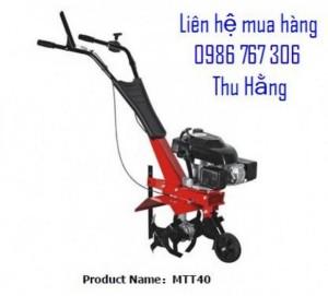 Máy xới đất mini MTT40,máy xới đất nhỏ gọn giá tốt nhất.