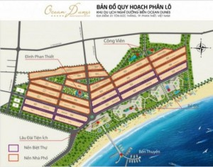 Bán đất thành phố biển Phan Thiết đường Nguyễn Tất Thành