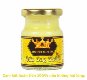 Ở đâu bán sữa ong chúa uy tín và chất lượng?