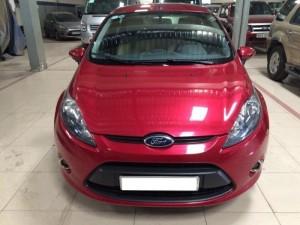 Ford Fiesta 4 cửa 12/2k11 chạy lướt đúng 35,000km