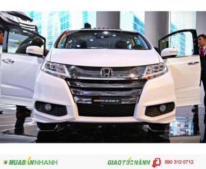 Bán Honda Odyssey nhập khẩu Nhật Bản, giá rẻ nhất TpHCM