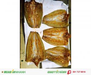 Khô cá lóc ướp công thức đặc biệt ngon