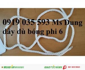 Dây thừng dây cứu sinh , Dây đay, Dây Nylong, dây thừng an toàn, dây thừng PP, dây an toàn, chỉ lưới dù