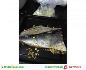 Khô cá dứa ướp sate ngon nhất Sài Gòn
