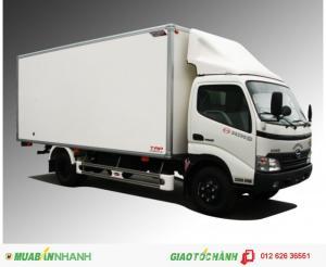 Xe tải Hino 16 tấn FL8JTSL thùng kín dài 9m2 giá 1 tỷ 400 triệu
