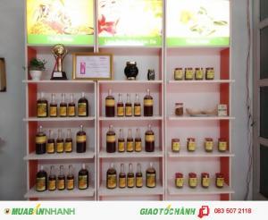 Mật ong rừng U Minh 100% nguyên chất