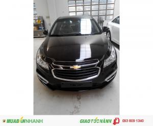 Bán Chevrolet cruze (màu đen)