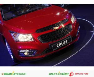 Chevrolet Cruze giảm giá