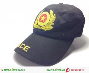 Bán mũ POLICE