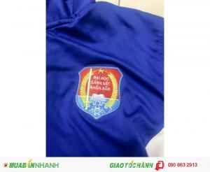Bán áo khoác trường ĐHCS