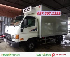 Hyundai Hd99 Đông Lạnh, Tải Trọng 6,5 Tấn .