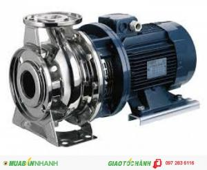 Nên mua máy bơm nước Ebara buồng Inox 304 5.5kw/7.5hp 3kw/4hp