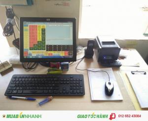 Phần mềm tính tiền cho Shop, tạp hóa, quán cafe bán tại Sóc Trăng