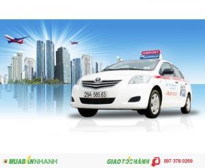 Taxi Group tuyển lái xe Sảnh Nội Bài - có hỗ trợ nhà ở