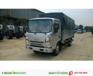 Tặng ngay điều hòa chính hãng khi mua xe tải JAC 1.49 tấn