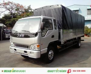 Nhận ngay điều hòa chính hãng khi mua xe tải JAC 7.25 tấn