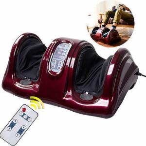 Thông Tin Sản Phẩm Máy Massage Chân Foot Massager: -Tên sản phẩm: Máy massage chân Foot Massager. -Model: Foot Massager. -Nguồn điện: 220V/ AC 50HZ. -Công suất: 40W. -Thời gian hoạt động: 15 Phút/lần. -Tốc độ mát xa: Cao, Trung Bình, Thấp. - Kích thước: 60 x 35 x 26 cm. -Trọng lượng: 9.5 KG. - Bảo hành: 12 tháng lỗi 1 đổi 1 trong vòng 15 ngày.