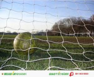 Cung cấp lưới bóng đá tại Long an, lưới sân banh, lưới nhựa tennis, lưới golf